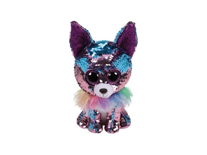 Maskotka TY INC Beanie Flippables YAPPY - cekinowy chiuahua 24cm 36438 Pieski wilki i liski Kategoria Maskotki i pluszaki