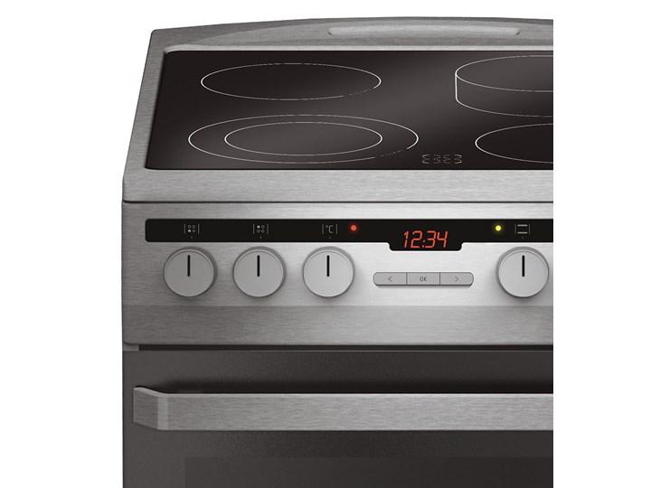 Kuchnia AMICA 58CE3.413HTaKDpQ(Xx) Rodzaj płyty grzewczej Ceramiczna Kategoria Kuchenki elektryczne