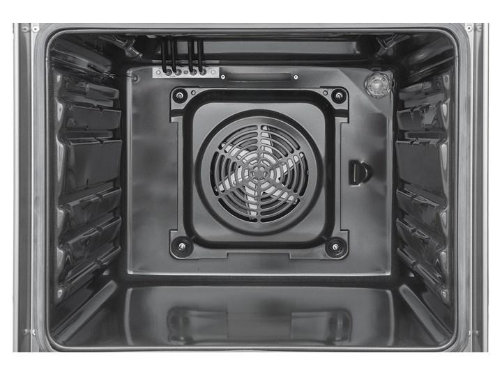 Kuchnia AMICA 58CE3.413HTaQ(Xx) Rodzaj płyty grzewczej Ceramiczna