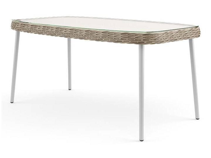 Meble ogrodowe ASTI royal piaskowe Stoły z krzesłami Kategoria Zestawy mebli ogrodowych Technorattan Aluminium Tworzywo sztuczne Rattan Zawartość zestawu Fotele