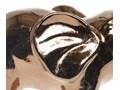 Miedziany słonik Dorse Ceramika Zwierzęta Kolor Czarny