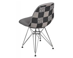Krzesło P016 DSR Pattern D2 szare/patchwork kod: 5902385722759