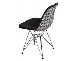 Krzesło P016 DSR Pattern D2 szare/pepitka kod: 5902385722742