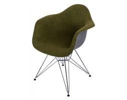 Krzesło P018 DAR Duo D2 zielono-szare kod: 5902385722964
