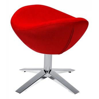 Podnóżek 40x55cm King Home Egg czerwony kod: HE-066.SH01.RED.OTTO