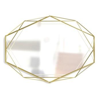 UMBRA – Lustro, złote, Prisma kod: 358776-165