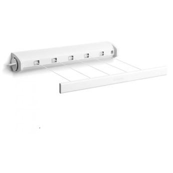 Suszarka łazienkowa rozciągana 22m Brabantia biała kod: BR 38-57-28