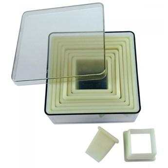 Wycinarka kwadratowa gładka kod: D-4304-30