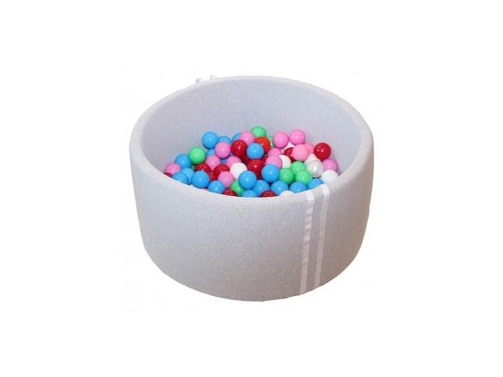 Suchy basen z piłeczkami dla dzieci BabyBall melanż