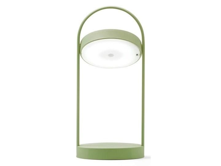 GIRAVOLTA-Lampa przenośna zewnętrzna LED akumulatorowa Wys.33cm