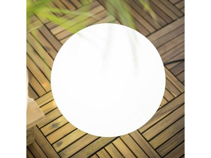 BULY-Akumulatorowa zewnętrzna lampa solarna RGB Ø30cm