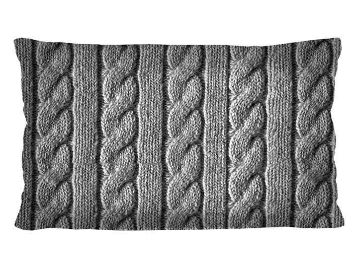 Poduszka - WARKOCZ - 30x50 cm Poduszka dekoracyjna Welur Poszewka dekoracyjna Prostokątne Kategoria Poduszki i poszewki dekoracyjne