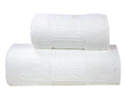 ECCO BAMBOO BIAŁY Ręcznik Bambusowy Greno