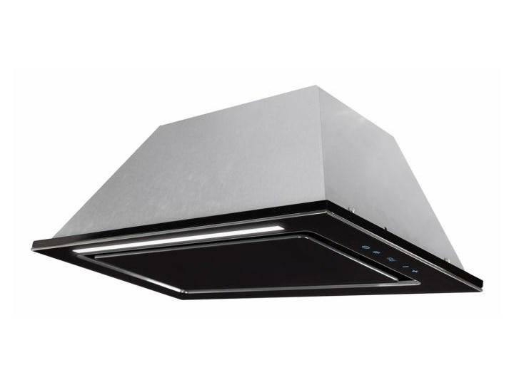 Okap podszafkowy Lando Glass Black 86,4 cm Okap do zabudowy Sterowanie Elektroniczne Kategoria Okapy