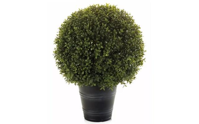 Emerald Kule Sztucznego Bukszpanu Zielone 2 Szt 53 Cm 417630