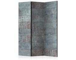 Parawan 3-częściowy - Turkusowy beton f-A-0161-z-b