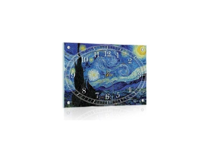 Zegar Gwiaździsta Noc Vincent Van Gogh Cg20396g3