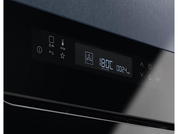 Piekarnik ELECTROLUX EOE7C31Z SenseCook Elektryczny Czarny A+ Elektryczne Kategoria Piekarniki