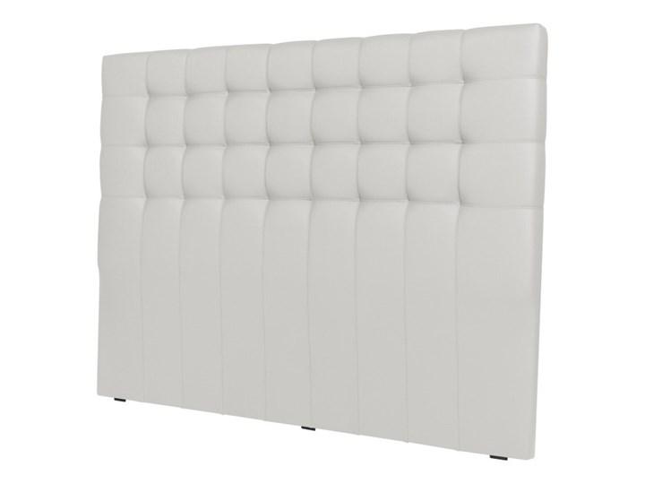 Biały Zagłówek łóżka Windsor Co Sofas Deimos 160x120 Cm