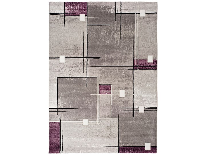 Szaro-fioletowy dywan Universal Detroit, 200x290 cm