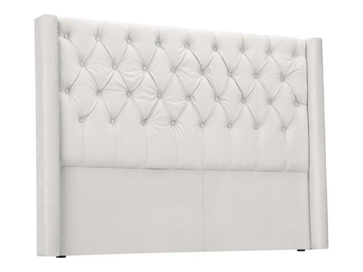 Biały Zagłówek łóżka Windsor Co Sofas Queen 196x120 Cm