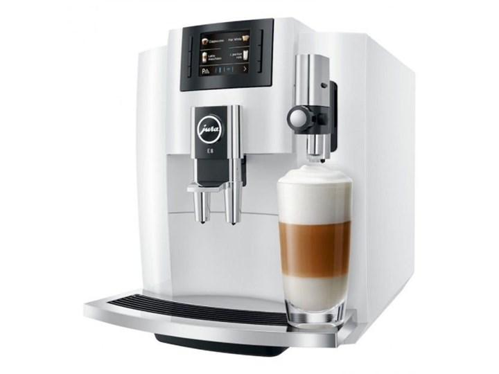 Ekspres JURA E8 Piano White II Generacja ✔Darmowa i Szybka dostawa ✔Fachowe doradztwo Ekspres ciśnieniowy Kategoria Ekspresy do kawy
