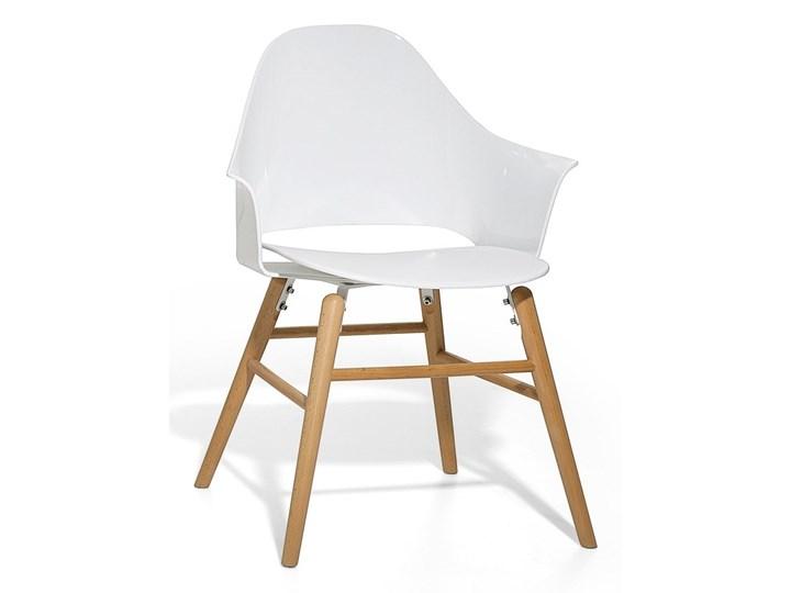 Krzeslo Do Jadalni Biale Boston Krzesla Kuchenne Zdjecia