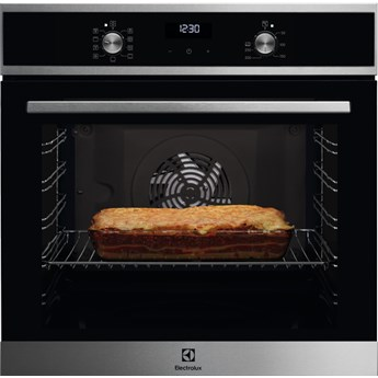 Piekarnik ELECTROLUX EOF5C70X SurroundCook Elektryczny Czarno-stalowy A