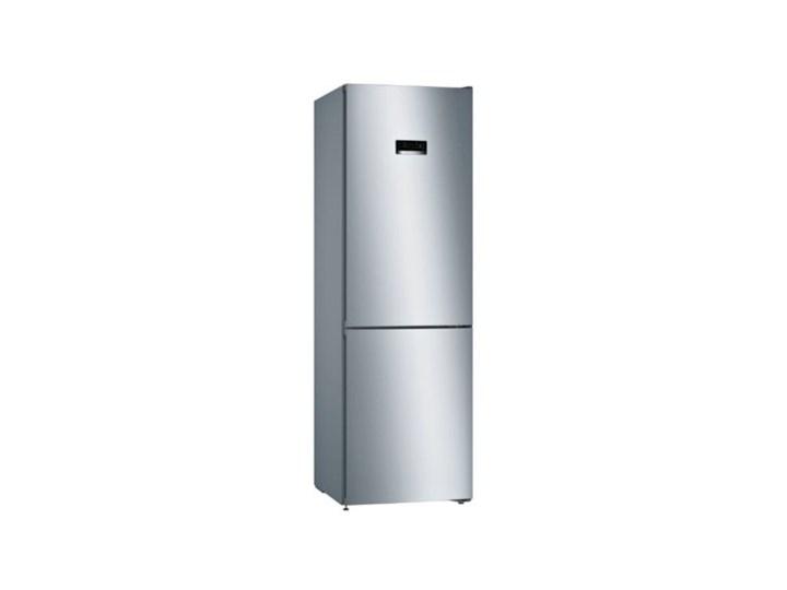 Lodówka BOSCH KGN36MLEA. Klasa energetyczna E (dawniej A++) Jednodrzwiowe Szerokość 60 cm Kolor Srebrny