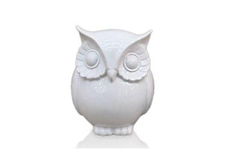 Mała Sowa Mhd0-03-09 Ptaki Ceramika Ceramika