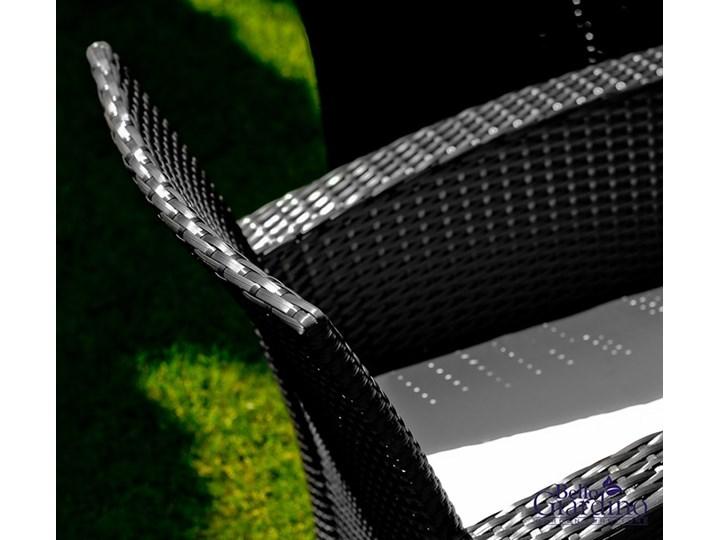 Meble ogrodowe z technorattanu UNICO Zawartość zestawu Sofa Zestawy wypoczynkowe Kategoria Zestawy mebli ogrodowych