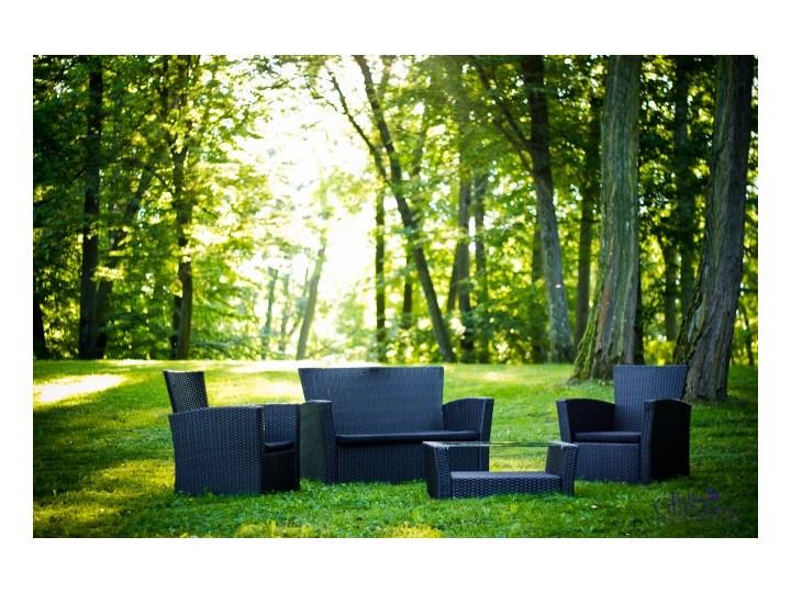 Meble ogrodowe z technorattanu UNICO Zestawy wypoczynkowe Zawartość zestawu Fotele Kategoria Zestawy mebli ogrodowych