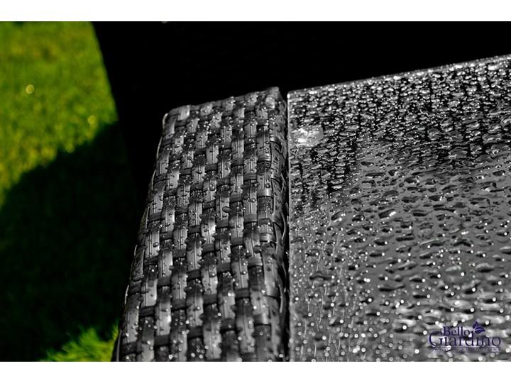 Meble ogrodowe z technorattanu UNICO Zestawy wypoczynkowe Zawartość zestawu Fotele