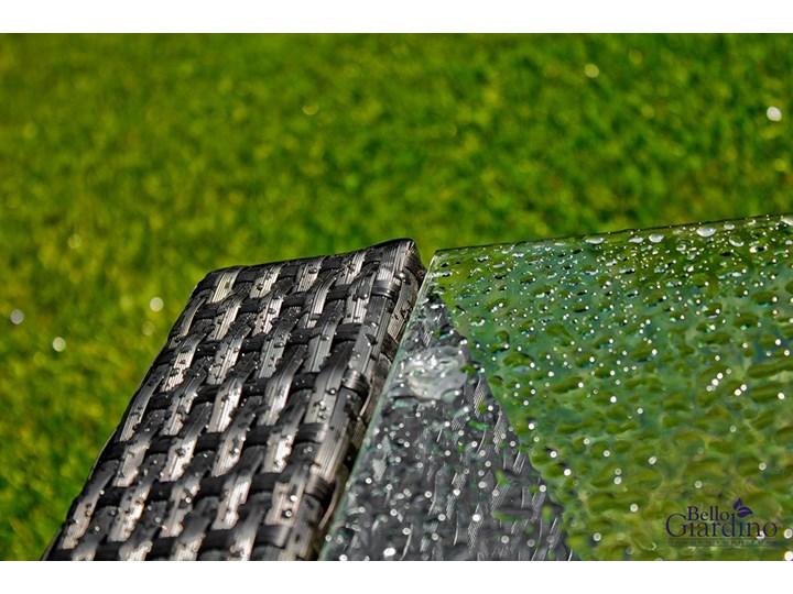 Meble ogrodowe z technorattanu UNICO Zestawy wypoczynkowe Zawartość zestawu Stolik