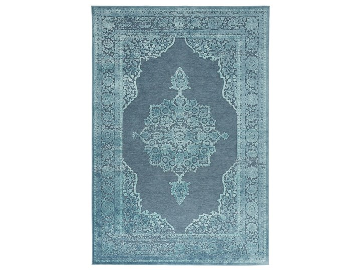 Niebieski dywan Mint Rugs Shine Hurro, 80x125 cm
