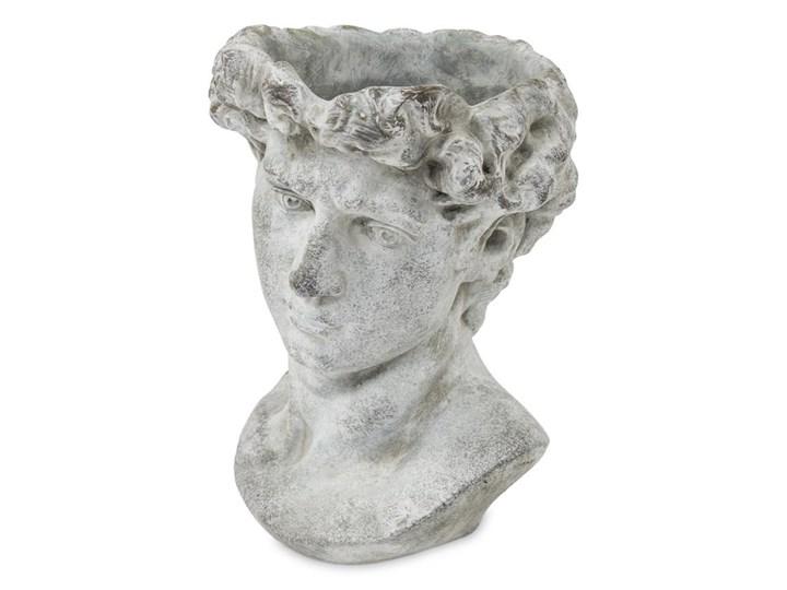 SŁOWIANIN osłonka w kształcie głowy mężczyzny, wys. 27 cm