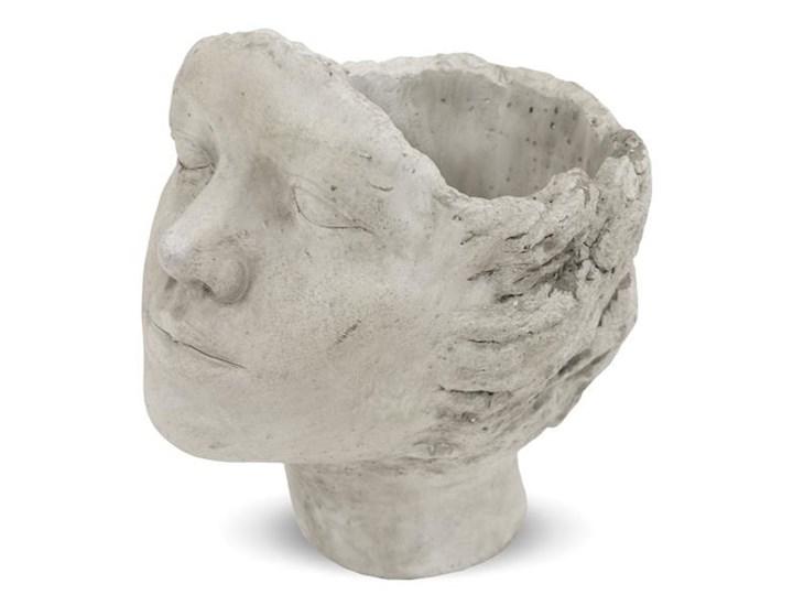 MARIA osłonka w kształcie głowy kobiety, wys. 24 cm
