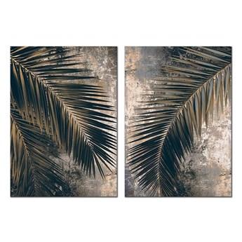 GOPALMO komplet dwóch obrazów w wymiarach 50x70 cm