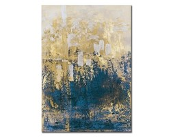 GELER obraz złota abstrakcja, 50x70 cm