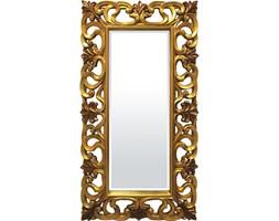 VENICE GOLD złote lustro dekoracyjne, 169x91 cm, rama 23 cm