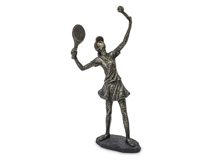 TENISISTKA figurka, dekoracja, 23x11x5 cm