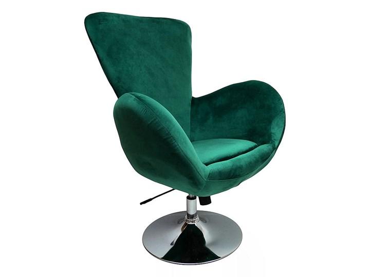 Nowość Fotel do salonu, wypoczynkowy, DIANA zielony - Fotele do salonu GO53