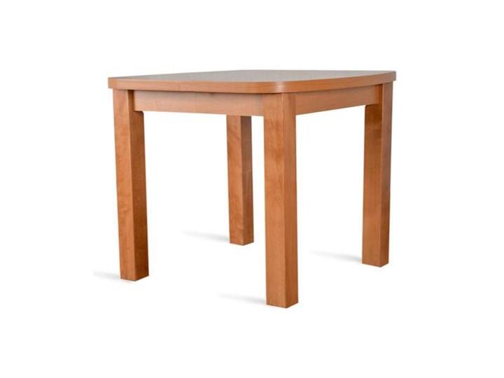 Stół rozkładany do 140cm - kwadratowy 90x90 Długość 90 cm  Drewno Szerokość 90 cm Drewno Rozkładanie Rozkładane Wysokość 77 cm Drewno Rozkładanie Rozkładane