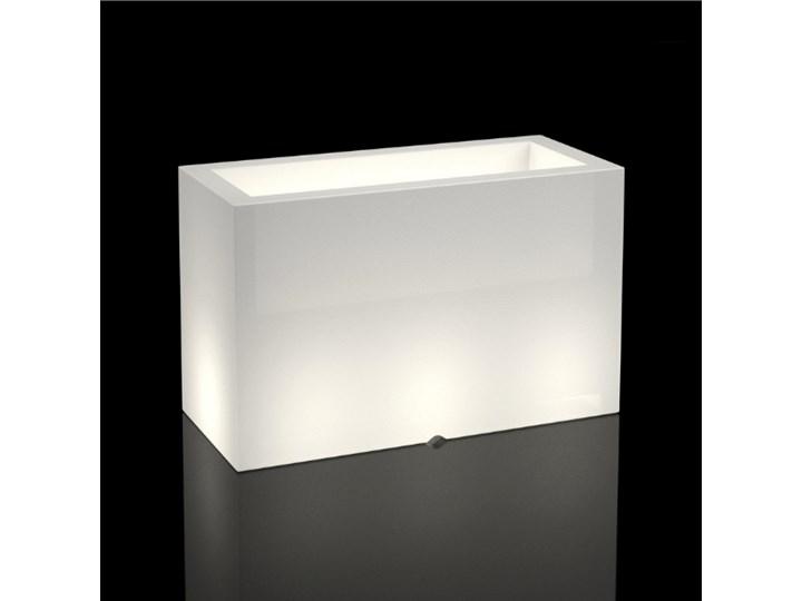 Donica podświetlana Monumo Lungo Maxi 50 cm