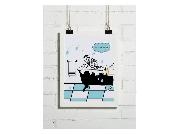 Plakat Do łazienki Plakaty Zdjęcia Pomysły Inspiracje