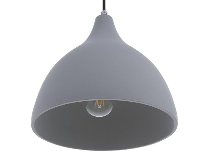 Niewiarygodnie Lampa wisząca szara LAMBRO - Lampy wiszące - zdjęcia, pomysły PJ35