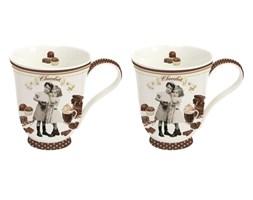 Kubki porcelanowe 2 szt. Nuova R2S Chocolate Vintage kod: 1124 CHOV