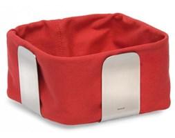 Bawełniany wkład do koszyka na pieczywo 25,5 cm Blomus Desa czerwony kod: B63471