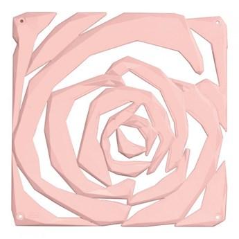 Panel dekoracyjny 4 szt. 27x27cm Koziol Romance pastelowy róż kod: KZ-2039638
