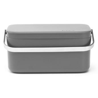 Pojemnik na odpady organiczne Sink Side Brabantia ciemnoszary kod: 11 75 41